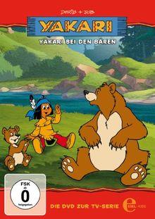 Yakari - Yakari bei den Bären