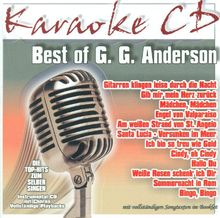 Best of G.G.Anderson - Karaoke