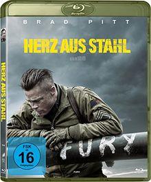 Fury - Herz aus Stahl [Blu-ray]