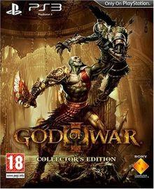 God Of War III Collector's Edition Digipak [französich import]