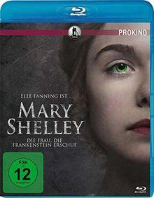 Mary Shelley - Die Frau, die Frankenstein erschuf [Blu-ray]