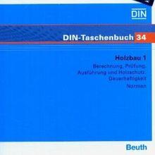 Holzbau, CD-ROMs, Bd.1 : Berechnung, Prüfung, Ausführung und Holzschutz, Dauerhaftigkeit, 1 CD-ROM Normen. Für Windows 95/98 SE/ME/NT 4.0 (SP5)/2000