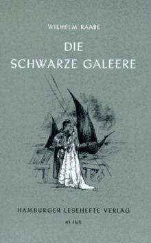 Hamburger Lesehefte, Nr.83, Die schwarze Galeere