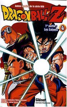 Dragon Ball Z, Tome 4 : Les Saïyens : Première partie