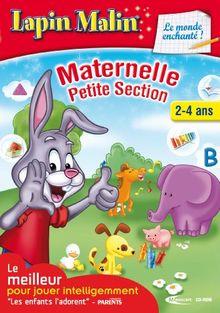 Lapin malin maternelle 1 : Le monde enchanté 2010/2011