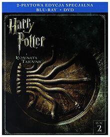 Harry Potter II, Harry Potter et la chambre des secrets [Blu-ray]