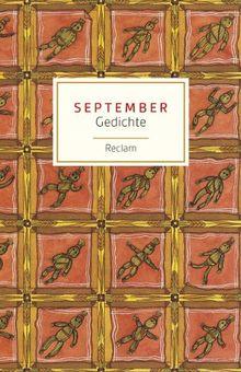 September: Gedichte