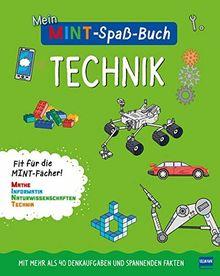 Mein MINT-Spaßbuch: Technik: Fit für die MINT- Fächer