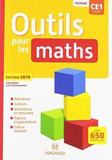 Outils pour les maths CE1 cycle 2 : Fichier