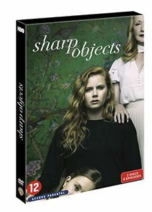 Coffret sharp objects, 8 épisodes