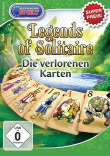Legends of Solitaire - Die verlorenen Karten - [PC]