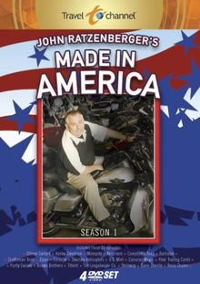 John Ratzenberger's Made in America [DVD] [Import]