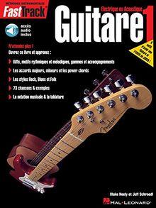 Guitare 1 : Electrique ou acoustique | Neely, Blake. Auteur