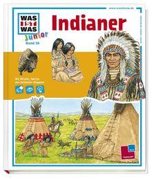 Was ist was junior, Band 20: Indianer