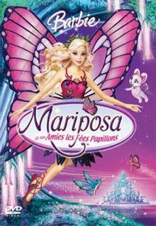 Barbie : mariposa et ses amies les fees papillons [FR IMPORT]