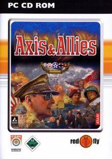 Axis & Allies: Der große Strategiespielklassiker [Red Fly]