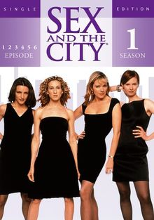 Sex and the City - Season 1, Episode 01-06