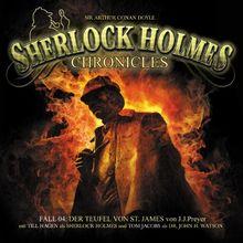 Sherlock Holmes Chronicles 04-Der Teufel von St. James