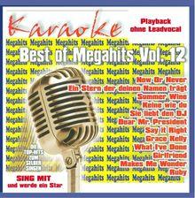 Best of Megahits Vol.12 - Karaoke