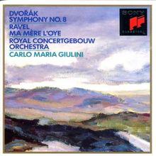 Sinfonie 8 / Ma Mere l'Oye