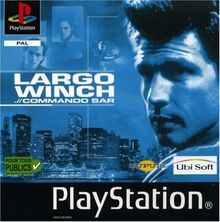 Largo Winch : Commando Sar