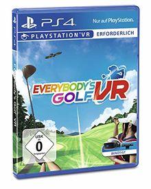 Everybody´s Golf VR