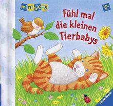 ministeps® Bücher: Fühl mal die kleinen Tierbabys: Ab 12 Monaten