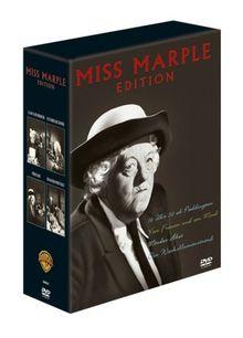 Miss Marple Box (4 DVDs)