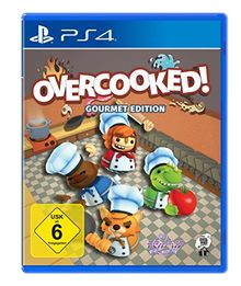 Overcooked! Gourmet Edition [PlayStation 4]