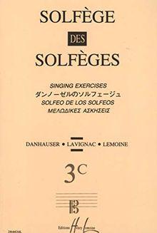 Solfège des Solfèges Volume 3C Ut1