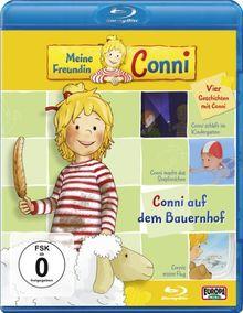 Meine Freundin Conni 2 - Conni auf dem Bauernhof [Blu-ray]