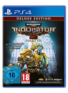 Warhammer 40.000 - Inquisitor Martyr (Deluxe Edition)