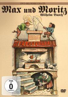 Max & Moritz - Wilhelm Busch (+ Audio-CD)