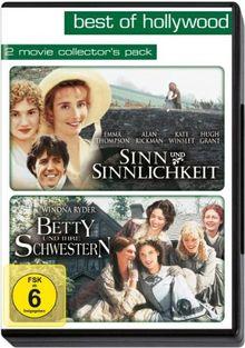 Sinn und Sinnlichkeit/Betty und ihre Schwestern - Best of Hollywood (2 DVDs)