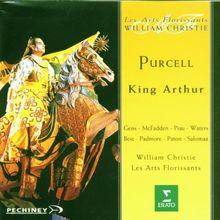 Purcell: King Arthur (Gesamtaufnahme)