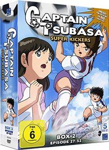 Captain Tsubasa: Superkickers 2006 - Episoden 27-52 (5 Disc Set)