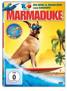 Marmaduke (+ Rio Activity Disc)