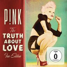 The Truth About Love (Fan Edition) (CD + DVD)