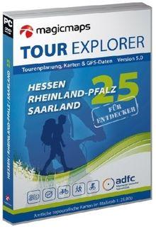 Tour Explorer - Hessen/Rheinland-Pfalz/Saarland