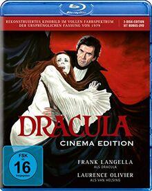 Dracula (1979) - Cinema Edition (+ Bonus-DVD) [Blu-ray]