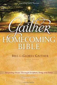 Gaither Homecoming Bible-NKJV