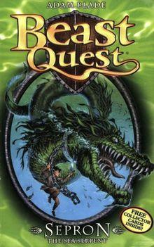 Sepron the Sea Serpent (Beast Quest)