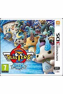 YoKai Blasters escadron 3DS