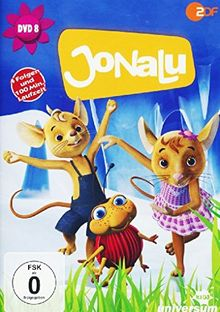 JoNaLu - DVD 8