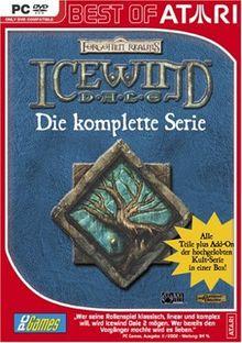 Icewind Dale - Die komplette Serie [Best of Atari]
