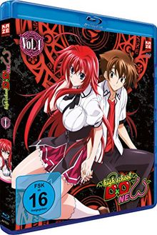 Highschool DXD New (2.Staffel) - Vol. 1 [Blu-ray]