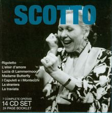 Legendary Performances of Renata Scotto