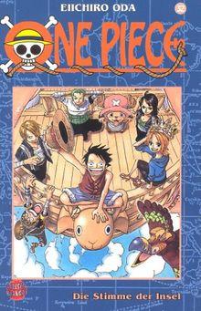 One Piece, Band 32: Die Stimme der Insel