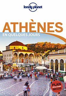 Athènes en quelques jours (1Plan détachable)