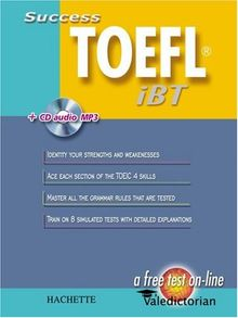 TOEFL iBT (1CD audio)